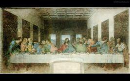 Última Ceia - Leonardo da Vinci