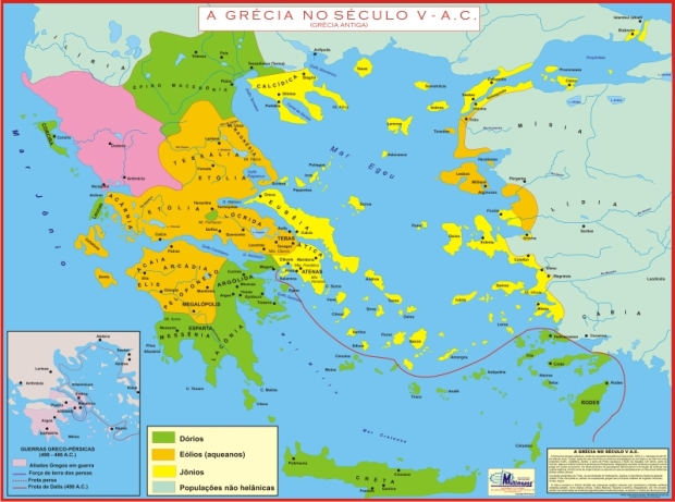GRECIA-ANTIGA