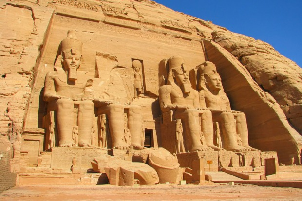 Templo Abu- Simbell