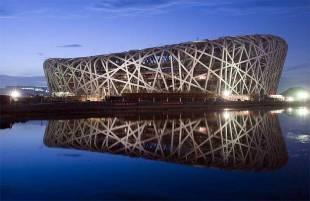 Estádio Nacional de Pequim Ninho de Pássaros