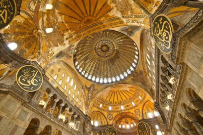 the-dome-of-hagia-sophia-michele-burgess