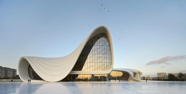 Heydar Aliyev Cultural Center de Azerbaijão