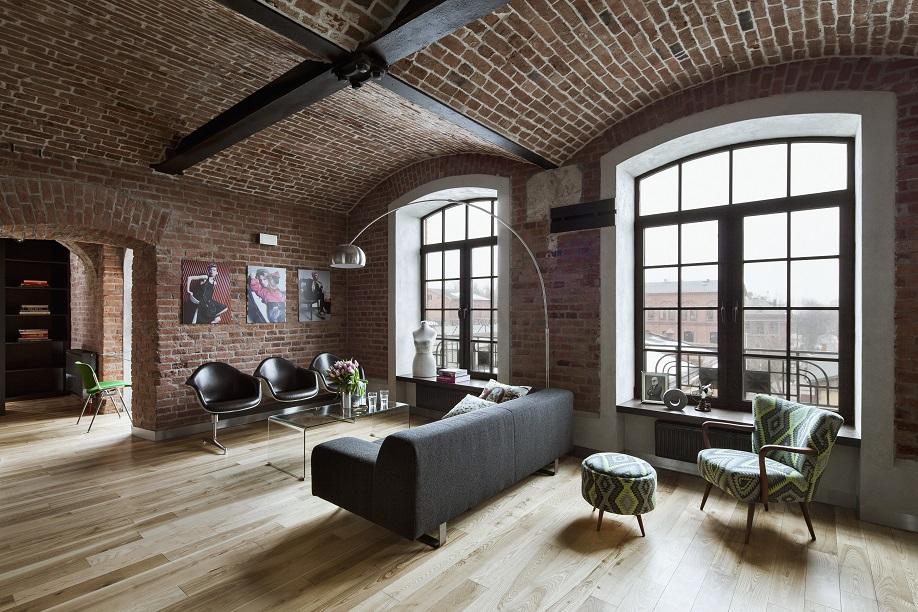 Apartamento estilo industrial corpo 2 for Cocina de estilo industrial