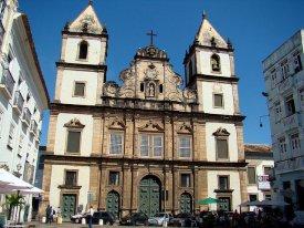 Igreja e Convento de São Francisco - BA